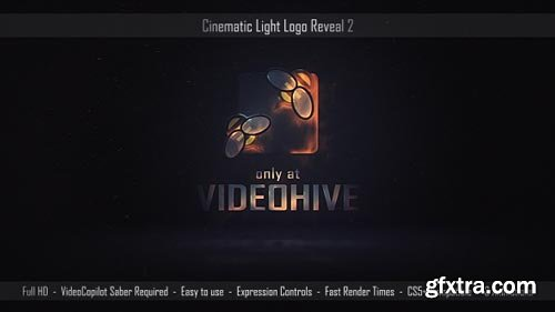 Videohive - Cinematic Light Logo Reveal 2 - 17599359