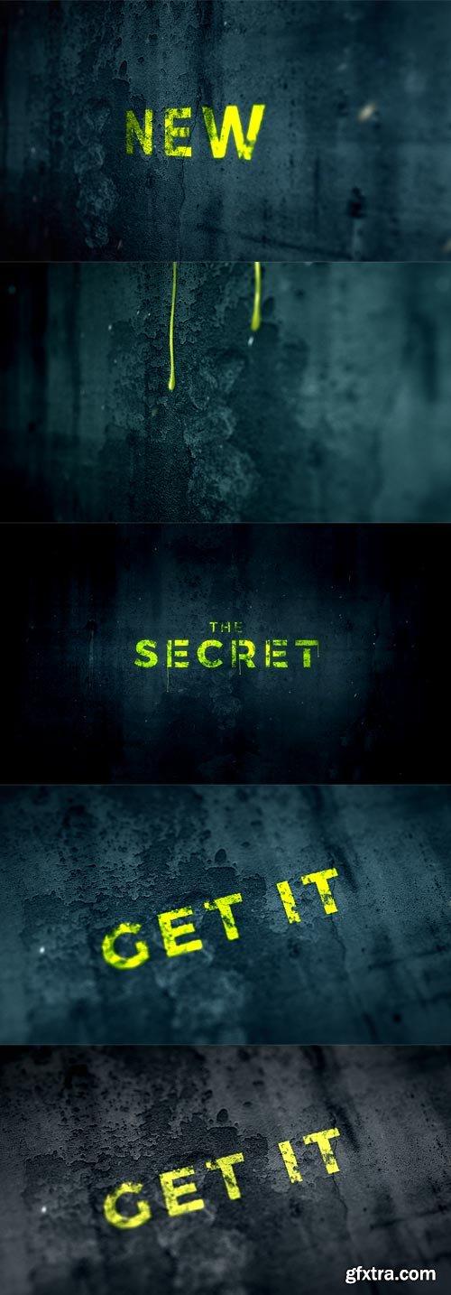 Videohive - The Secret | Logo Reveal - 21255629