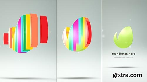 Videohive - Colorful Logo Reveal - 21267087