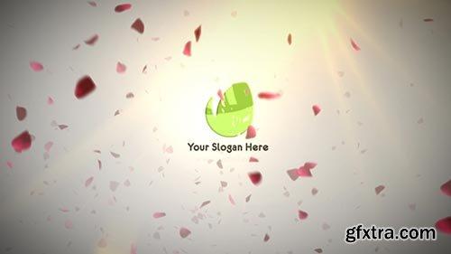 Videohive - Petals Logo Reveal - 21413985