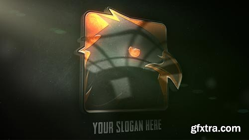 Videohive - Cinematic Metal Logo Reveal - 21474591