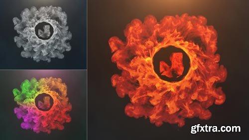 Videohive - Portal Logo Reveal - 22311472