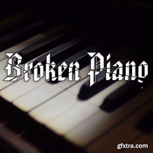 Versilian Studios Broken Piano KONTAKT-AWZ