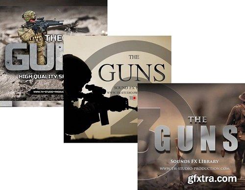 TH Studio Production The Guns Bundle WAV-AWZ