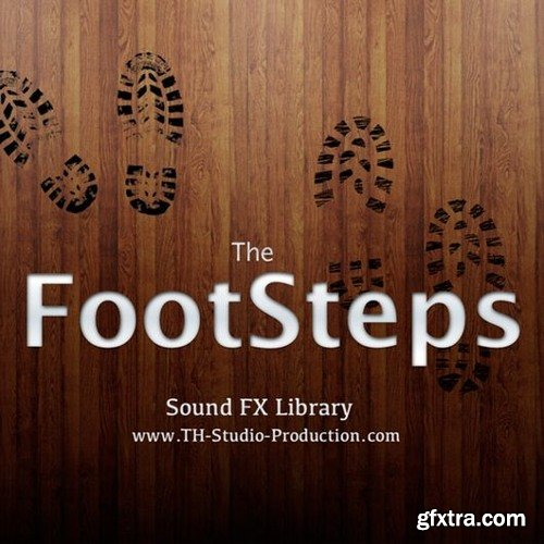 TH Studio Production The Footsteps WAV-AWZ