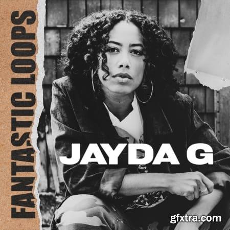 Splice Fantastic Loops Jayda G WAV-AWZ