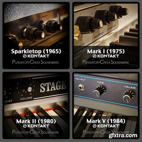 Purgatory Creek Soundware Tine Collection KONTAKT-AWZ