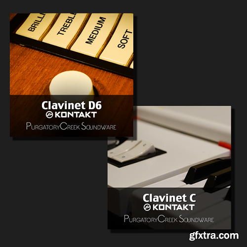 Purgatory Creek Soundware Clavinet Collection KONTAKT-AWZ