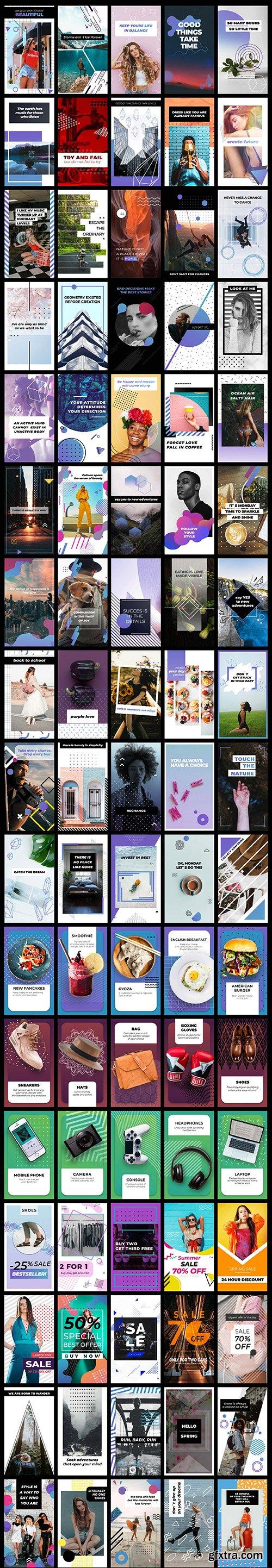 Videohive Instagram Package 22853026