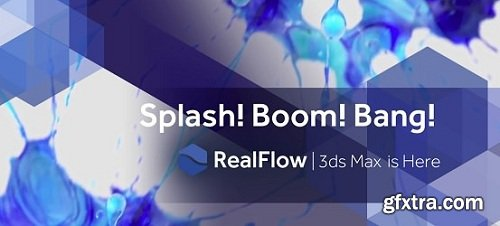 NextLimit RealFlow for 3ds Max 1.0.0.0027 2017-2019