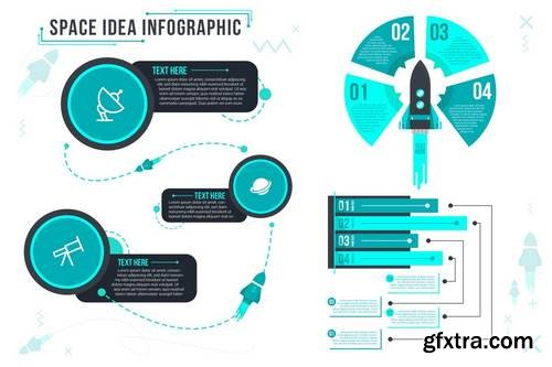 Space Idea - Infographic