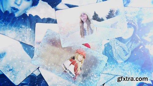 Videohive Winter Slideshow 19054117