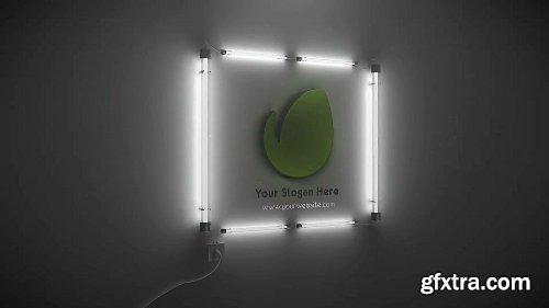 Videohive Neon Logo Reveal 21253017