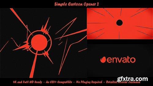 Videohive Simple Cartoon Opener 2 19851888