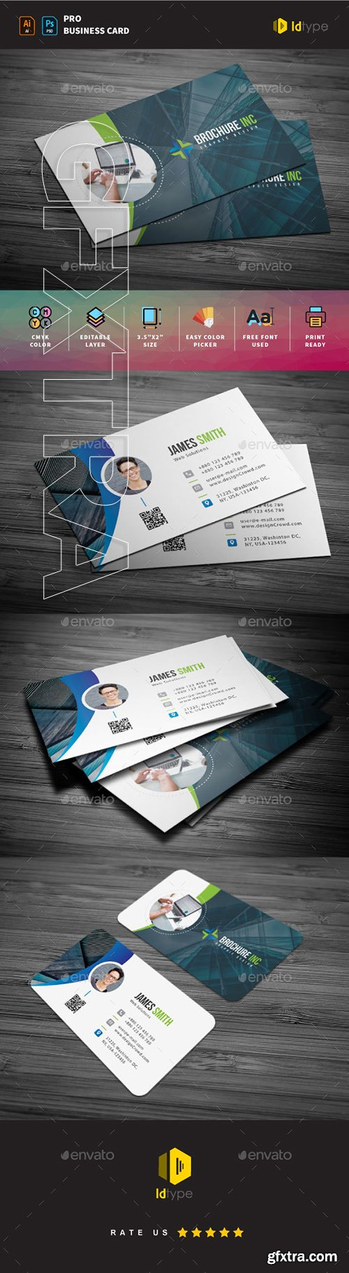 GraphicRiver - Business Card 22852086