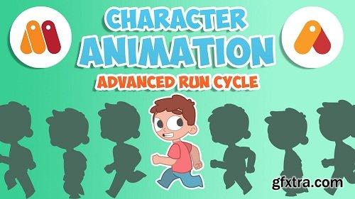 Character Animation in Moho/ Anime Studio: Run Cycle