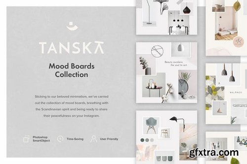 Tanska Mood Boards Collection