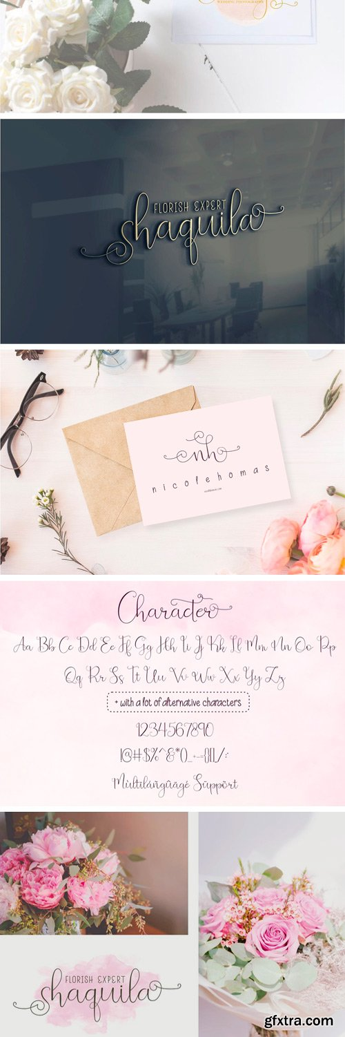 CM - Beauty and Love - Font Duo + Extra 3251356
