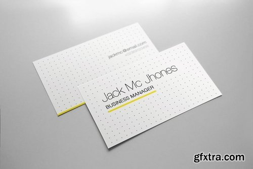Realistic Stationery Mock-up Set 2- Corporate ID