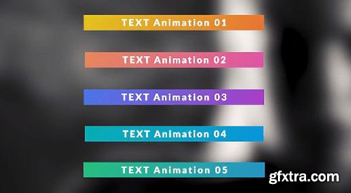 Boxed Glitch Titles - After Effects 148756