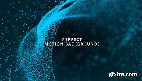 Simple Particles Backgrounds - After Effects 148770