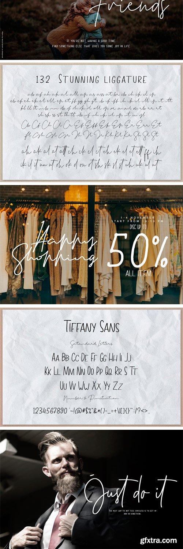CM - Tiffany Script 3256648