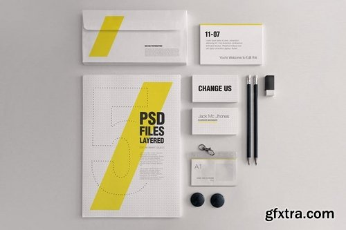 Elegant Mock-ups Bundle - Business Corporate ID