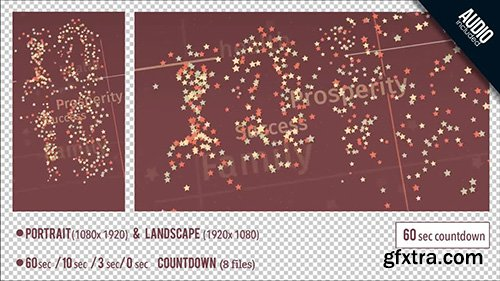 New Year And Countdown 2019 - Motion Graphics 144286