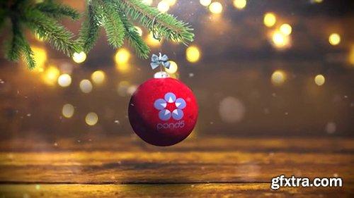 Pond5 - Christmas Ball Logo Opener 099397813
