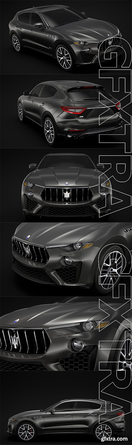Cubebrush - Maserati Levante S Q4 GranSport 2019