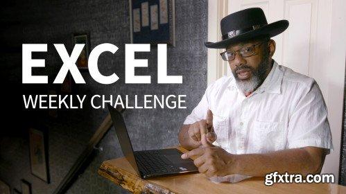 Excel Weekly Challenge (Updated 12/7/2018)