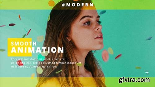 Fashion Slideshow - After Effects 134554