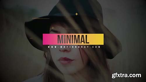 Minimal Opener - After Effects 134553