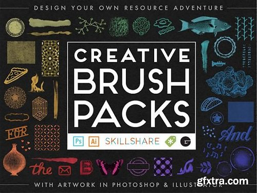 Design Your Own Creative Brush Packs in Photoshop & Illustrator (Updated)