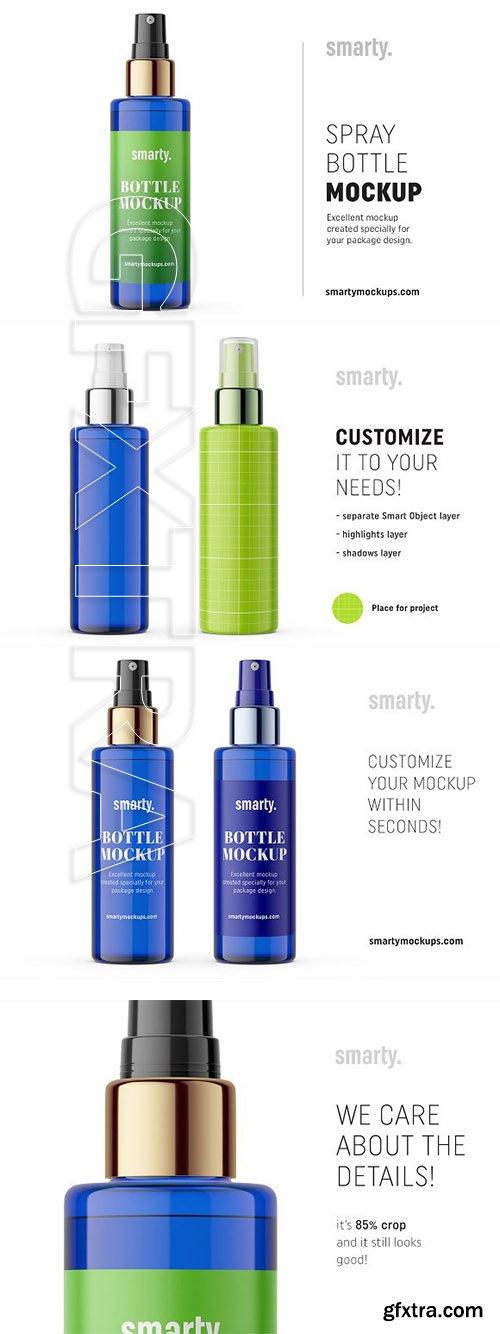 CreativeMarket - Atomizer bottle mockup cobalt 3213419