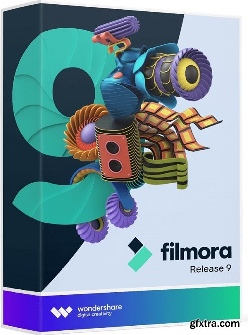 Wondershare Filmora 9.0.1.40 (x64) Multilingual Portable