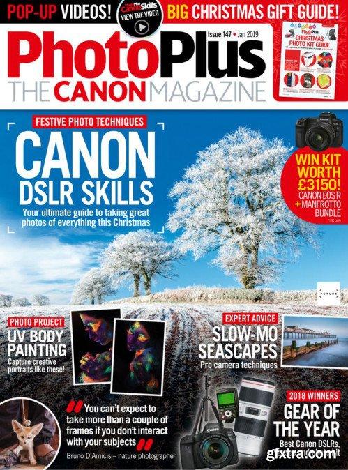 PhotoPlus: The Canon Magazine - January 2019