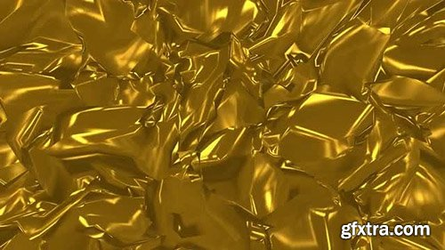 Golden Metal Background Animation - Motion Graphics 139371