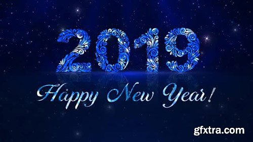 Happy New Year 2019 - Motion Graphics 138632