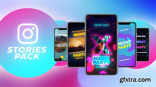 Instagram Stories Pack 10 - After Effects 134851