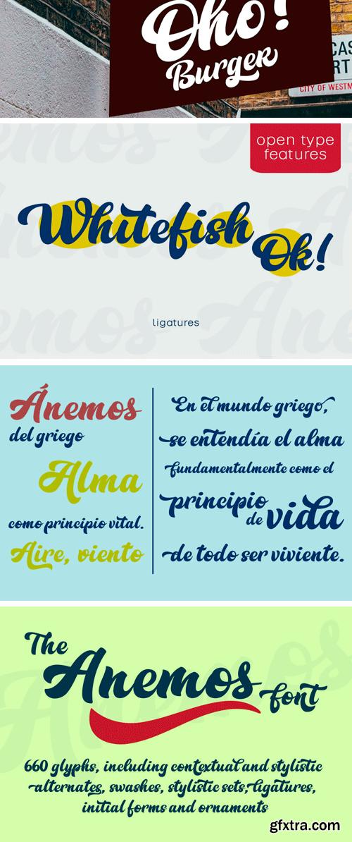 Anemos Font