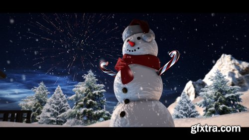 Videohive Christmas Tale 22888414