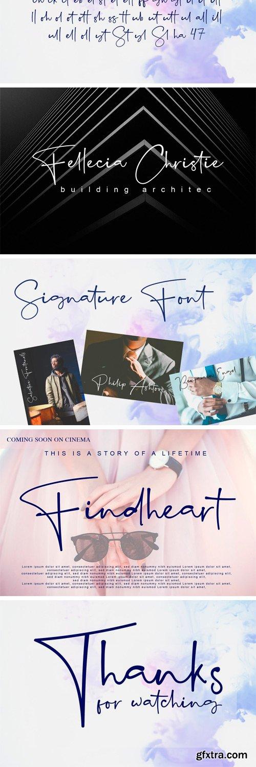 CM - Southaste - a Signature Font 3261486