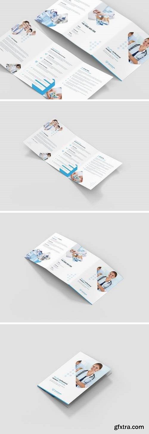 Brochure – Hospital Tri-Fold A5