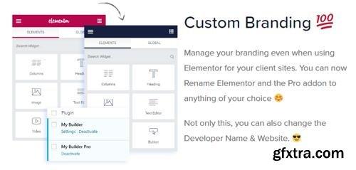 White Label Branding for Elementor v1.0.4.3 - NULLED