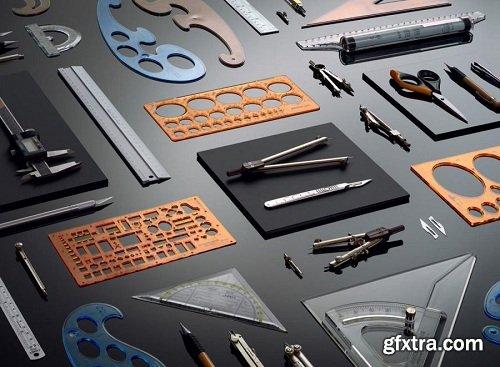 Karl Taylor Phorography - Tilt and Shift Product Shoot
