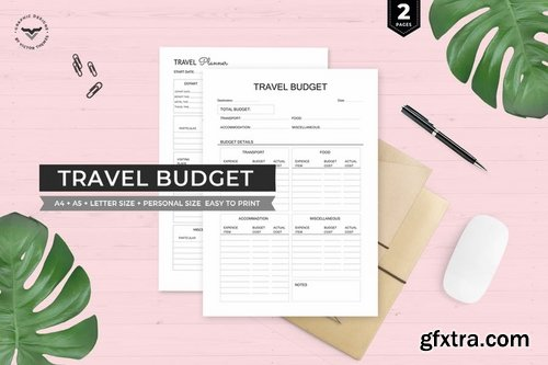 Ultimate Travel Budget Planner