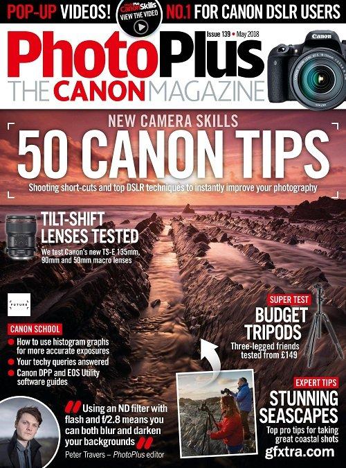 PhotoPlus: The Canon Magazine - May 2018
