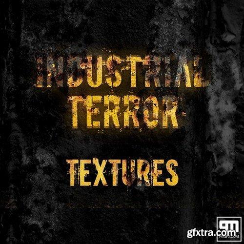 PMSFX Industrial Terror Textures WAV-DISCOVER