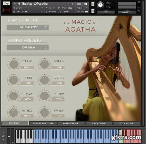 Hephaestus Sounds The Magic of Agatha v1.01 KONTAKT